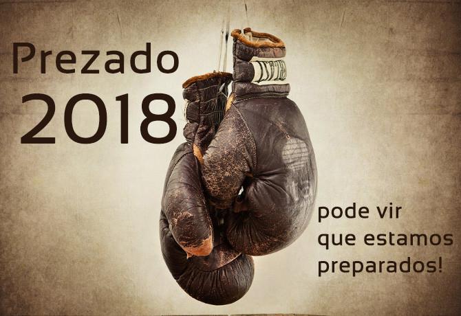 Que venha 2018!