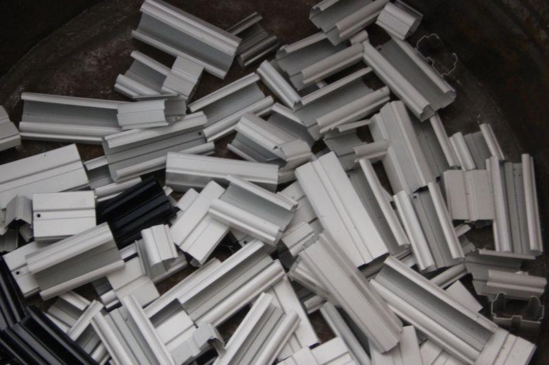 Resíduos metálicos para reciclagem