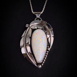 Australian Opal Pendant
