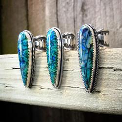 Opal Dagger Rings by Alicia Bucks