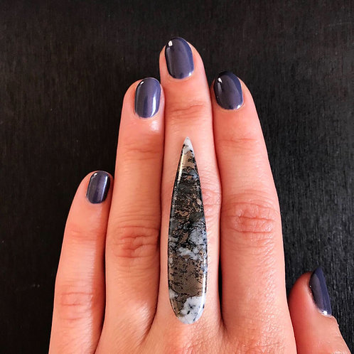 RESERVED | Josephine's Crown Dagger Ring | Your Size | Made to Order