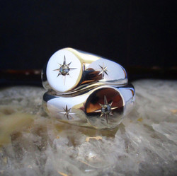 Orion Signets by Black Fawn Jewelry