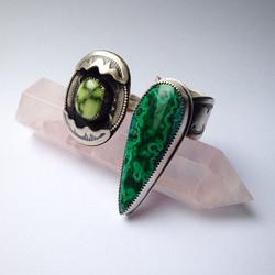 Black Fawn Jewelry Rings