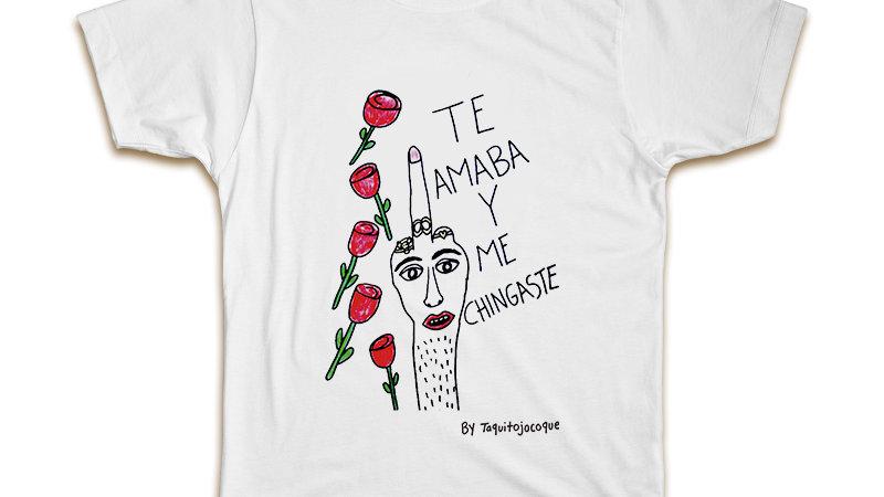 Te Amaba Y Me Chingaste