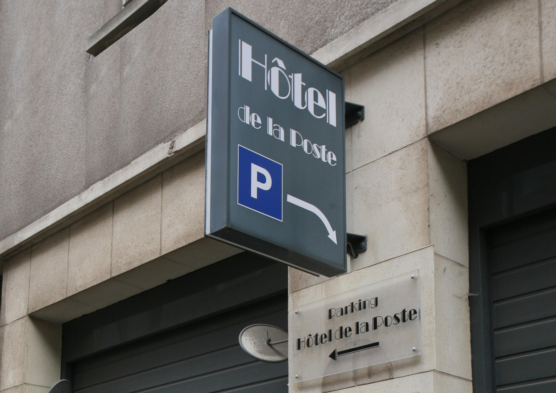 Hotel De La Poste Luxembourg