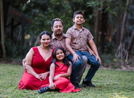 Poonam's Family Shoot