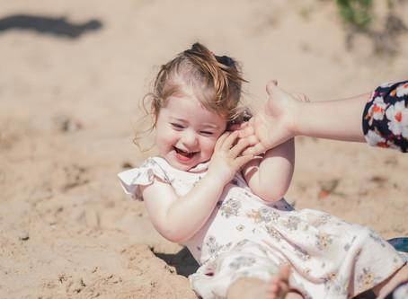 Kierra's Family Beach Shoot