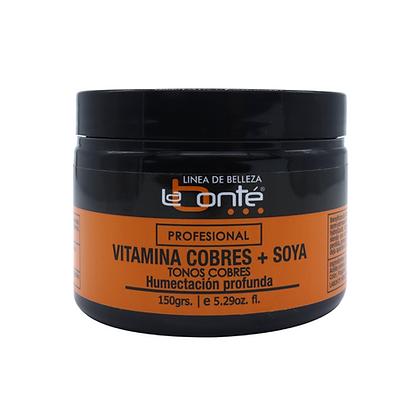 Vitamina Cobres + Soya
