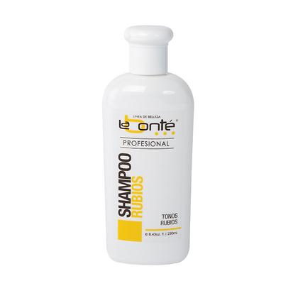 Shampoo Rubios