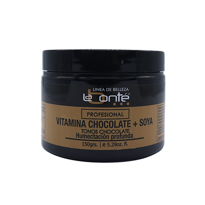 Vitamina Chocolate + Soya