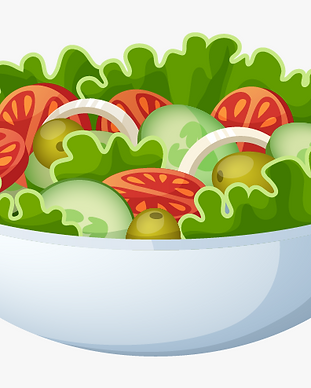 30-305215_chalk-vector-salad-cartoon-gre