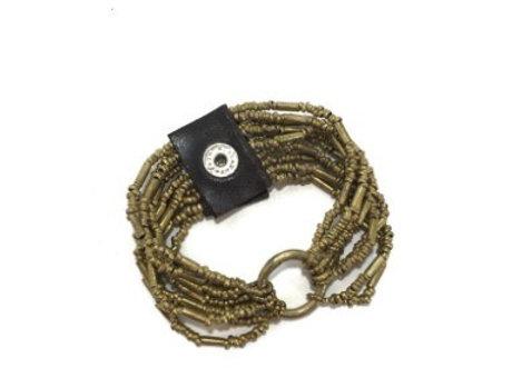 Bullet Snap Bracelet