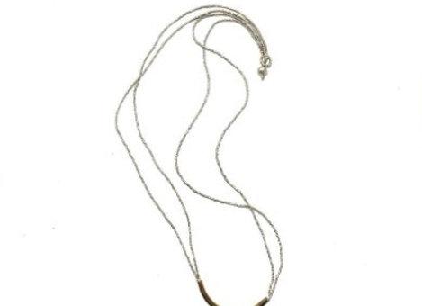 Mixed Bar Necklace