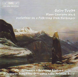 Tveitt: Concerto for two pianos and orchestra