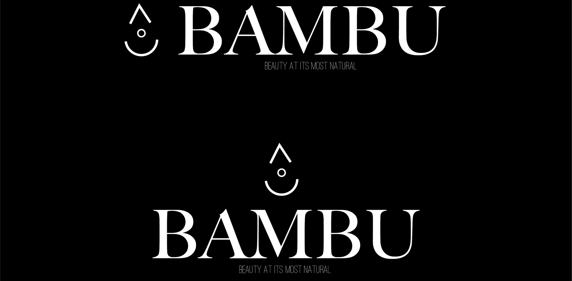 BAMBU White Logo