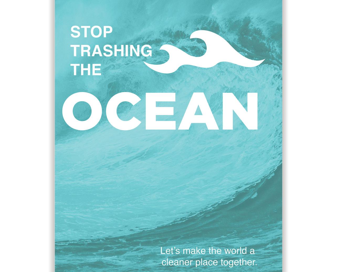 Ocean Poster Better World Campaign
