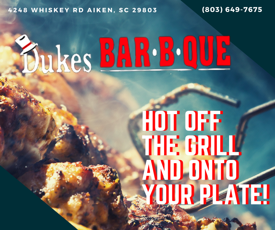 Dukes BBQ Facebook Post