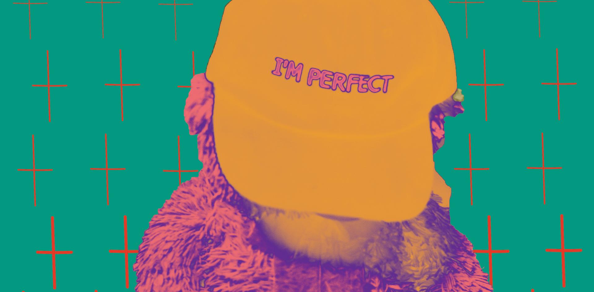 """""""I'm perfect"""""""