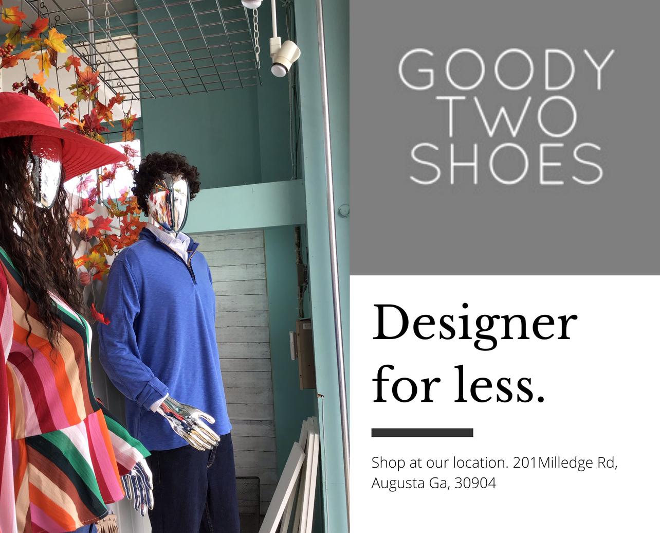 Designer for less Instagram Post