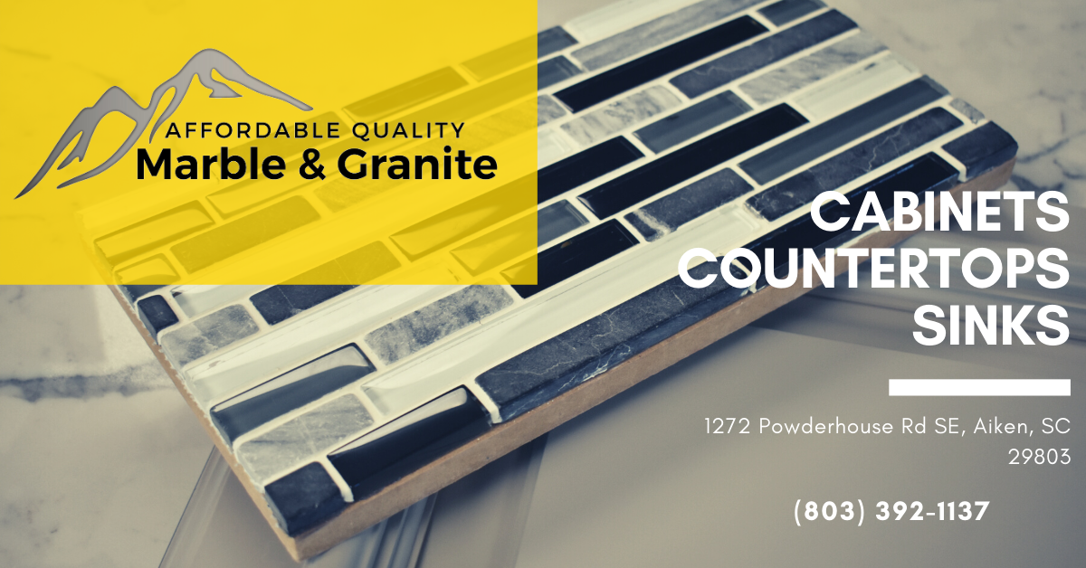 AQMG Graphic Cabinets Countertops Sinks Facebook Banner