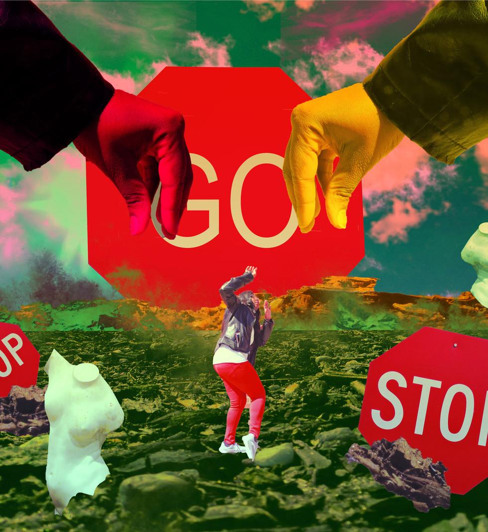 """""""Stop stop go"""""""