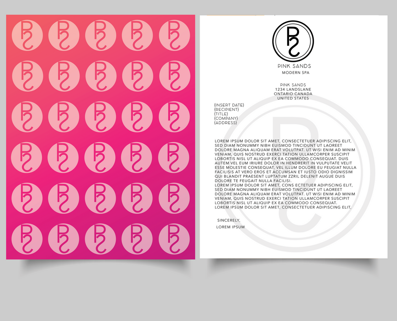 Pink Sands LetterHead Front and Back.png