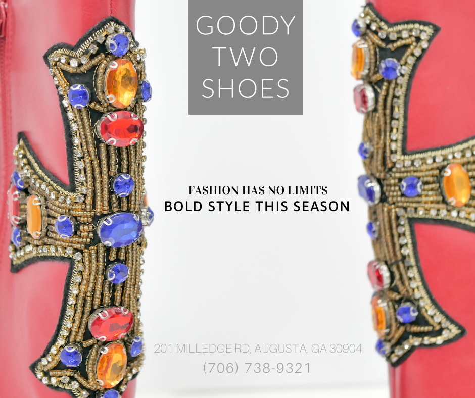 Bold Fashion Red Heels Instagram Post