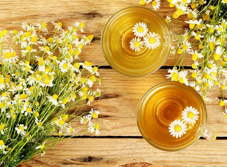 5 TEAS TO USE FOR GLOWING SKIN