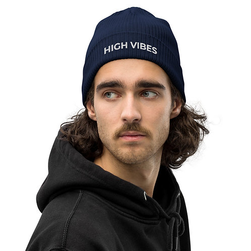 Organic High Vibes Beanie