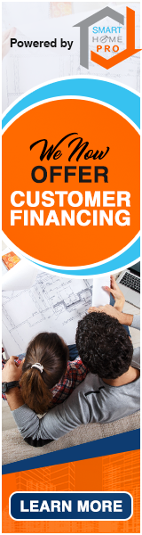 sample financing ad
