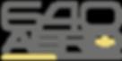 logo officiel 640 aero: centre de formation pour pilotage de drone