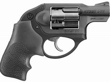 RUGER LCR .38SPL USED
