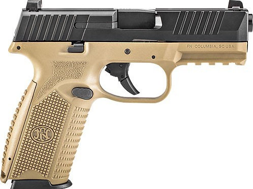 FN 509 in FDE/BLK 9mm