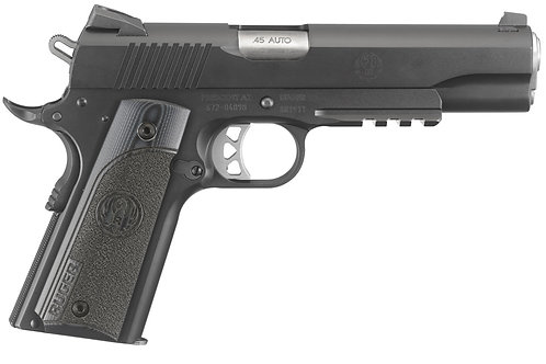 Ruger SR1911 in 45ACP