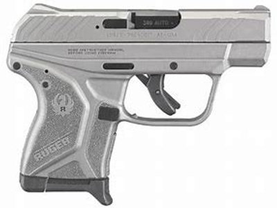 RUGER LCP-ii .380 SAVAGE STAINLESS CERAKOTE