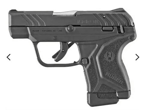 Ruger LCP-II in .22 cal.