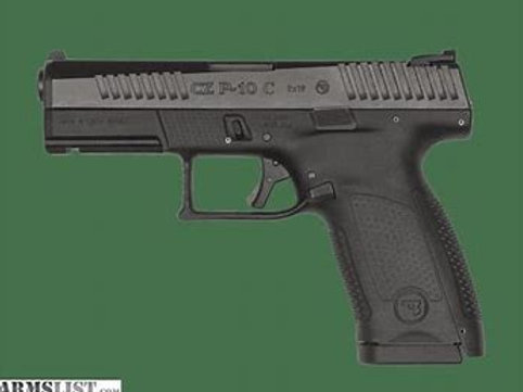 CZ P10 COMPACT 9MM