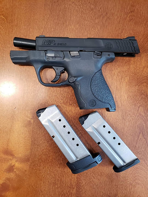 M&P shield .40Cal. Unfired priced right