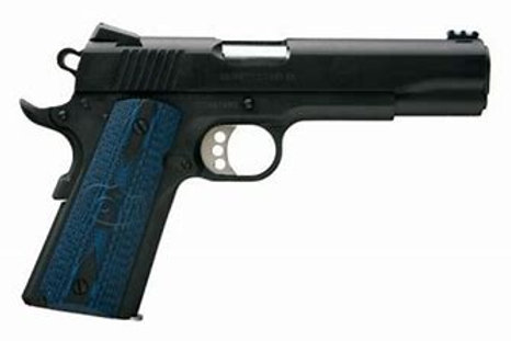 """COLT 1911 IN 9MM COMPETITION 5"""" NATIONAL MATCH BBL"""
