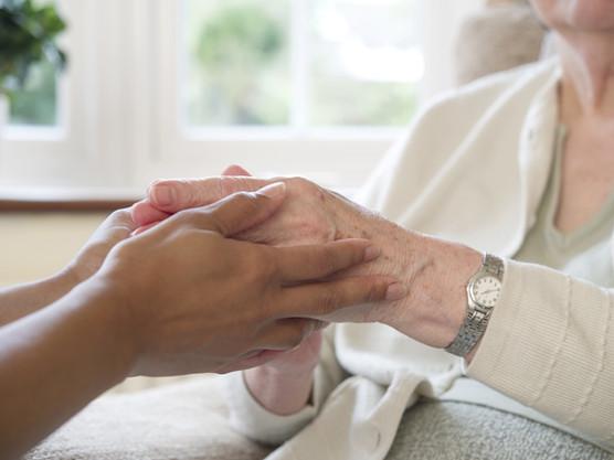 Elder donna e il suo custode