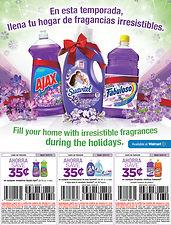 Fab Suavitel Ajax Ad - Walmart Holiday G