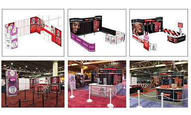 Essence Booth over the years.jpg