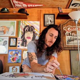 Matty the Artist