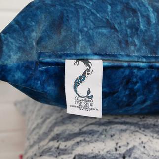 Sea Monster Ooganapoofs in Plush Velvet