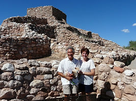 Joe and Joelle 48 anniv. Tuzigoot.JPG