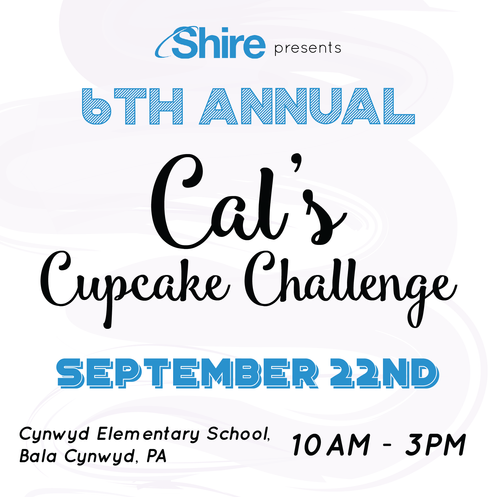 Cal's Cupcakes | TCJF - Support Families with Leukodystrophy