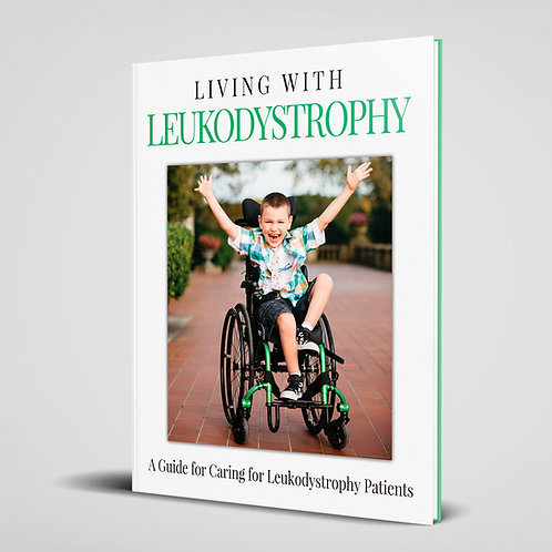 Living with Leukodystrophy Book
