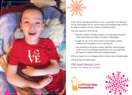 Cal's Cupcakes   TCJF - Supporting Families with Leukodystrophy