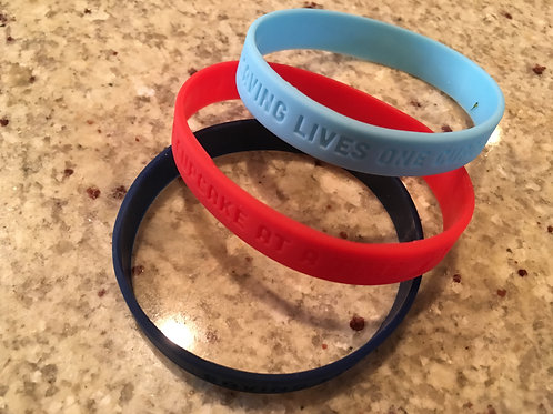 The Calliope Joy Foundation Wristbands