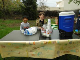 Bala House Montessori School hosts annual lemonade stand for children with leukodystrophy